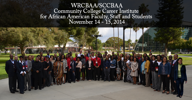 WRCBAA/SCCBAA Community College Career Institute