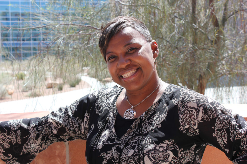 Michelle Word, MPA